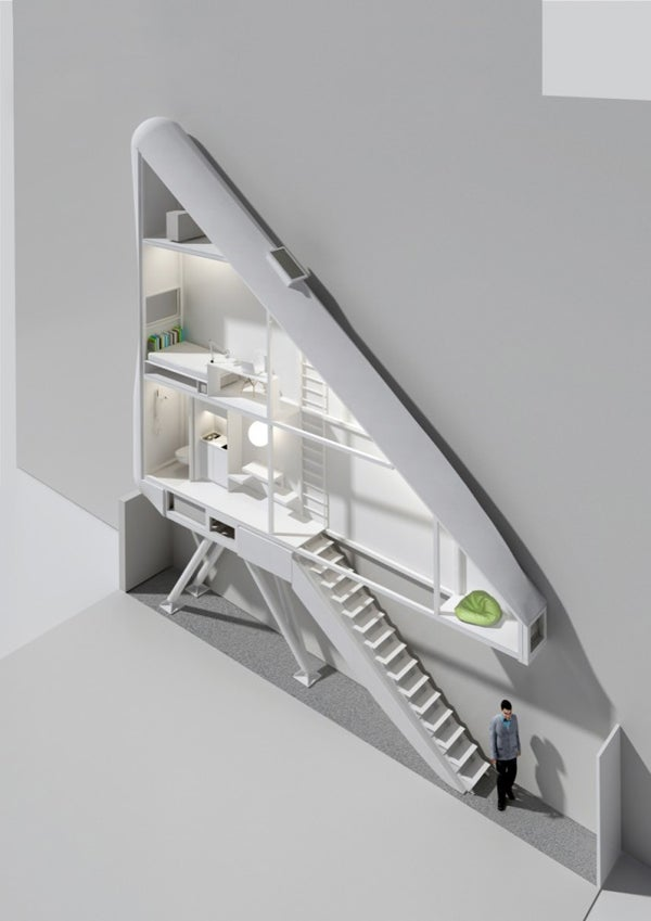 The Thinnest House In the World