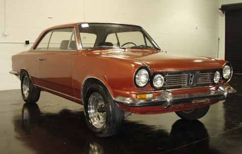 Shopping For An Argentine Rambler? Renault Torino Available In California!