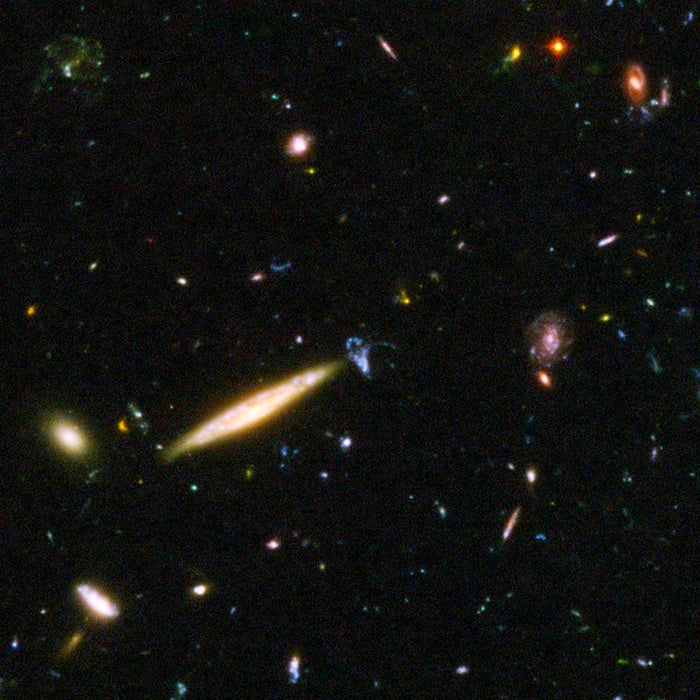 Recharge Your Cosmic Awe With These Images Of Galaxies In Deep Space