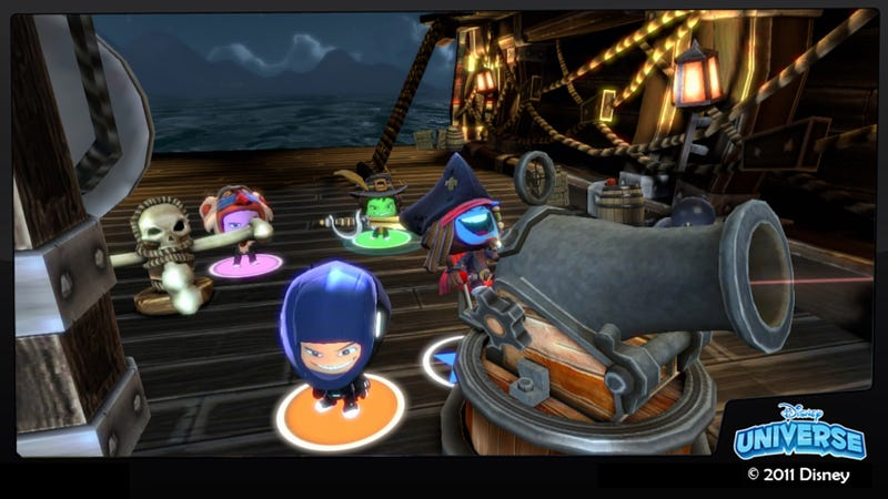 Disney Universe Talks and Walks Like the Most Adorable Damn Pirate You've Ever Seen