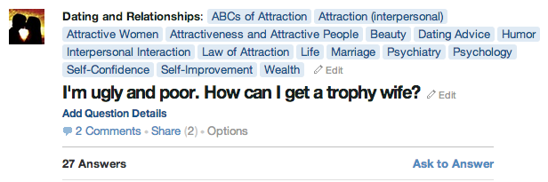 The Best Advice on How to Get a Trophy Wife