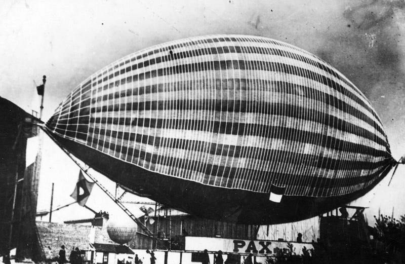 The Most Astounding Airships, Dirigibles and Zeppelins in History