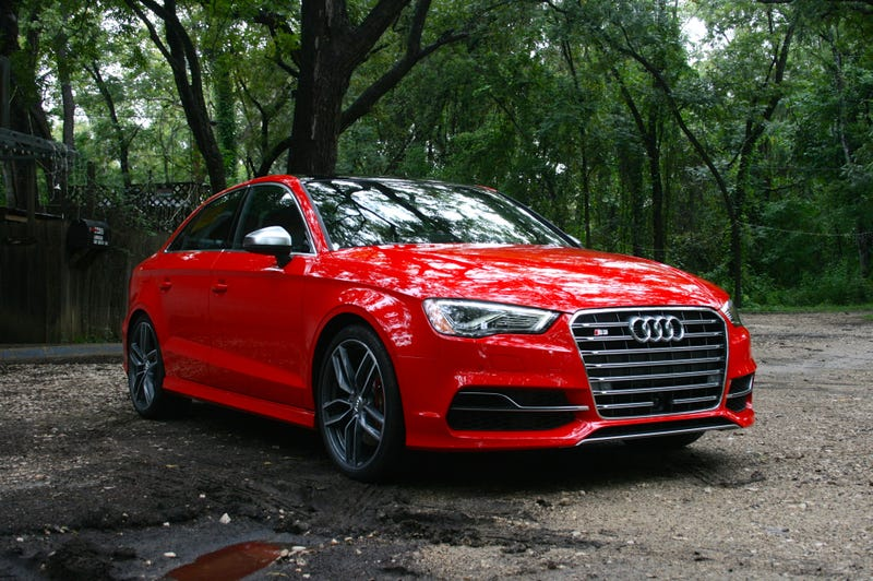 2015 Audi S3 The Jalopnik Review