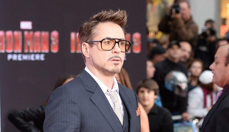 Robert Downey Jr. Made $75 Million This Year