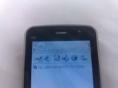 Alleged Nokia N96 Spy Shots Look Yummypianoblacklicious