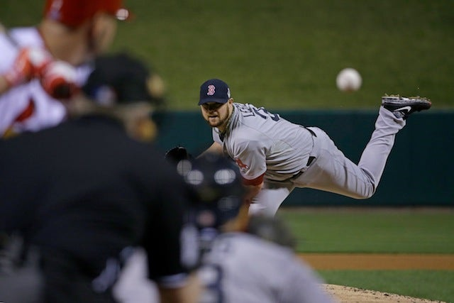 Red Sox Win Totally Ordinary Game 5, Take 3-2 Lead To Boston