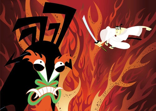 The Secret Connection Between Iron Man 2 And Samurai Jack