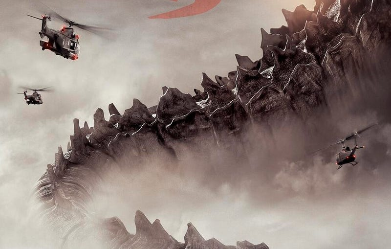 Could this be what the brand new Godzilla looks like?