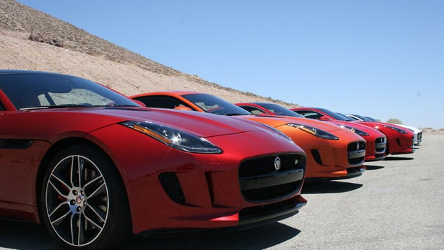 Why The Jaguar FType Coupe Is An Even Better Drive Than The Vert