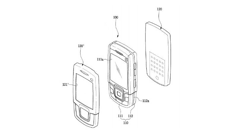 A Perfume-Spraying Phone Is Definitely How Samsung Can Out-Innovate Apple