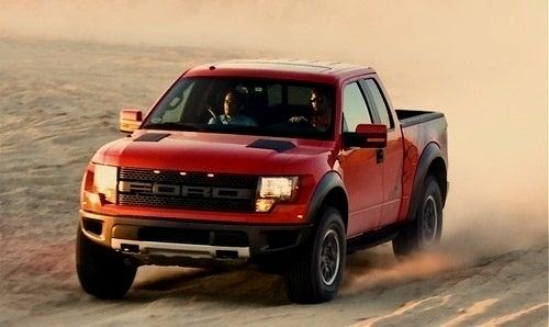 Ford SVT Raptor, Designed for Men