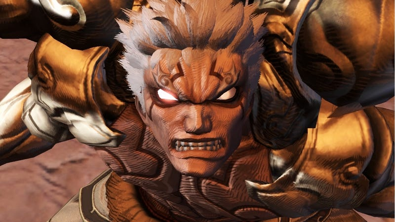 Asura's Wrath Is Insane, See?
