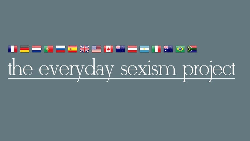 Everyday Sexism Project Empowers Women, Receives Hate Mail (Of Course)