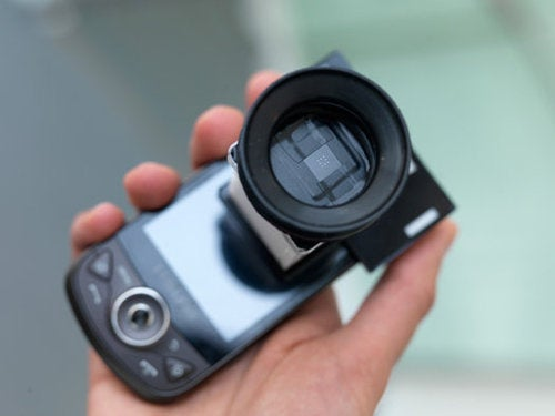 Cheap, Portable Cell Phone Add-on Allows for Vision Tests Anywhere