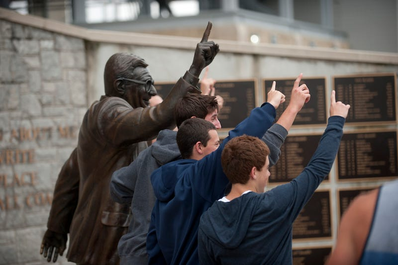 Decision On The Paterno Statue Coming Soon