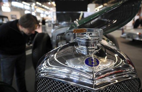 2010 Paris Retromobile: Classic Photos