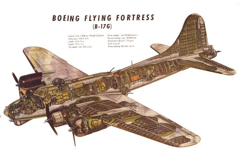 Take a Joy Ride in This Badass B-17 Bomber