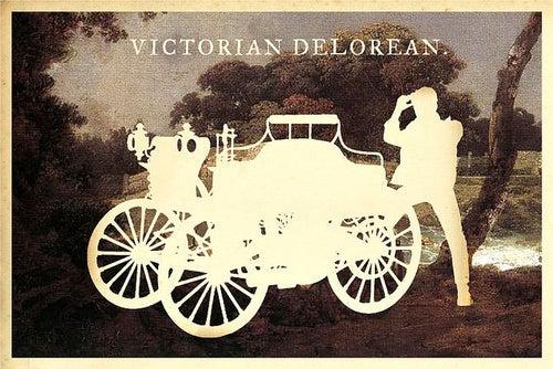 The Victorian DeLorean
