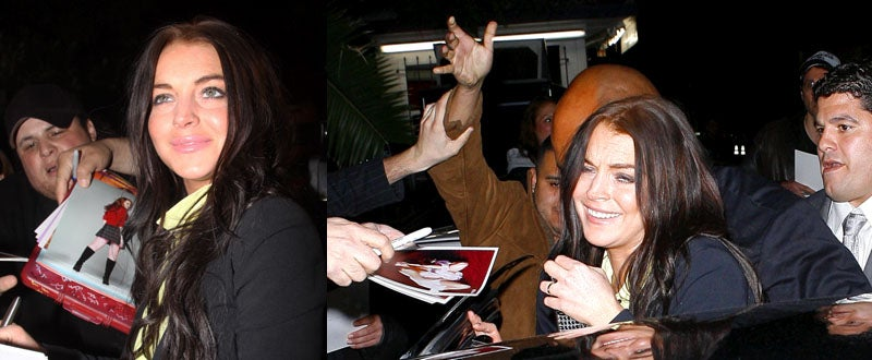 Are the Paparazzi Really Plotting Against Lindsay Lohan?