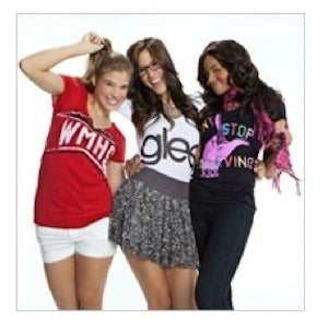 Macy's Launches Glee Clothing Line