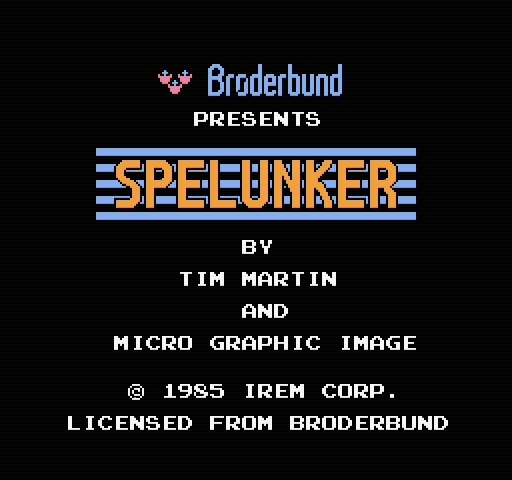 A Celebration of Awesome NES Title Screen Art