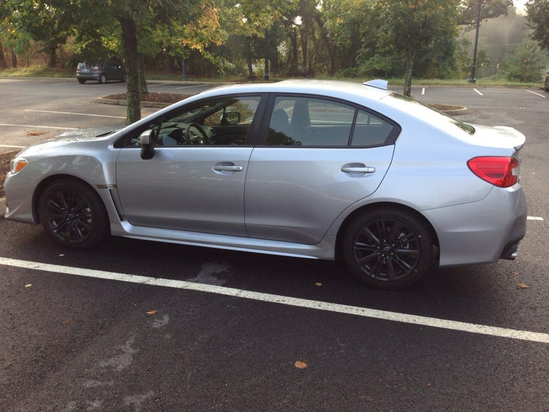 So I bought a WRX with flappy paddles, here's why