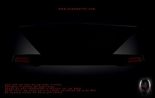 "Alienware Teases Us With ""Allpowerful"" Laptop Riddle"