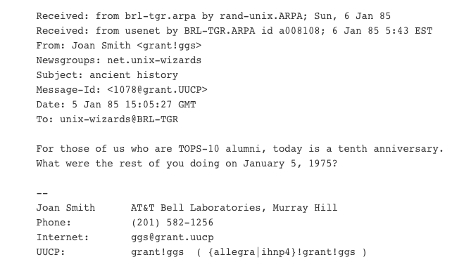 This 1985 RAND Paper on the Future of Email is Still Relevant Today