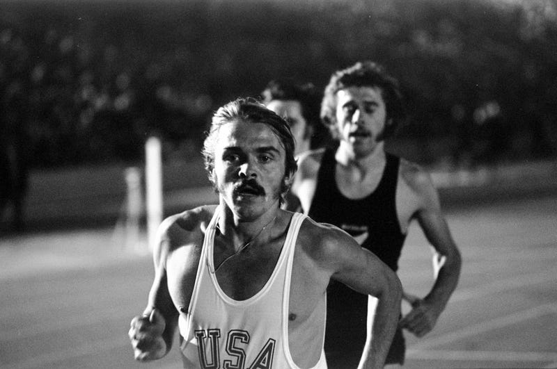 Steve Prefontaine And The MGB That Killed Him