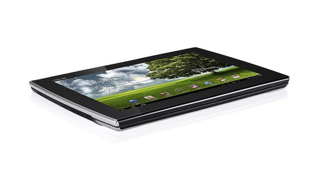 The ASUS Eee Pad Slider Slides Its Way Out