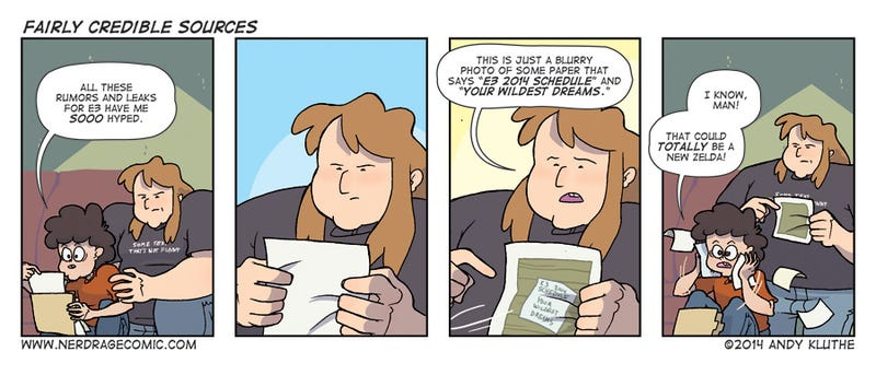 Sunday Comics: The Future Of Networked Explosives
