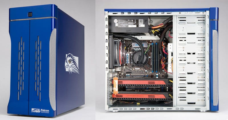 The Four Gaming PCs Worth Lusting After