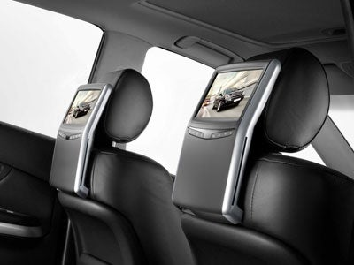 Lexus Does Backseat Entertainment Systems, Gets It Right