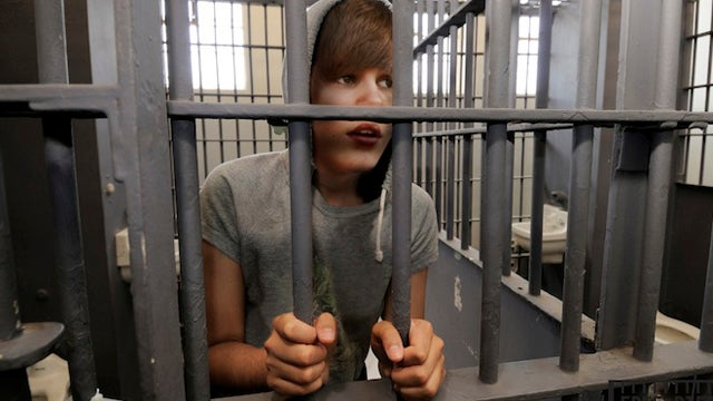 Could A New Law Put Justin Bieber In Jail?