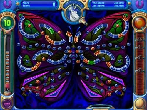 Those Hot Xbox Live Arcade Peggle Nights