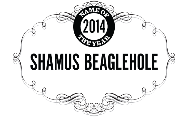 Presenting Your 2014 Name Of The Year
