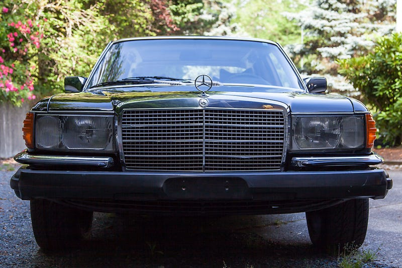 Could This Custom 1976 Mercedes Benz 450SE 6.9 Grab $7,500?