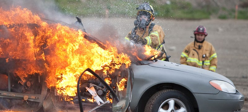 I Set Two Cars On Fire Last Night, Here's What I Learned