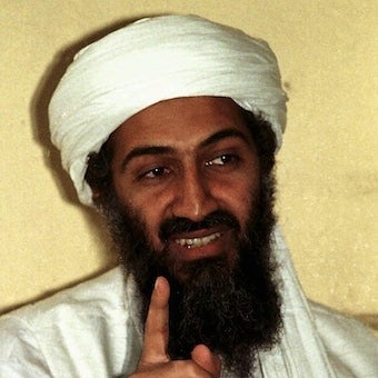 You Know Who Else Loves the World Cup? Osama Bin Laden, That's Who