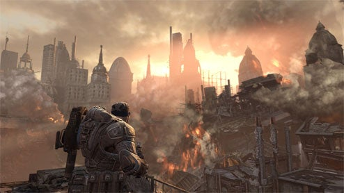 "Gears Of War 2 Features ""Backwards Compatible"" Linked Achievements"