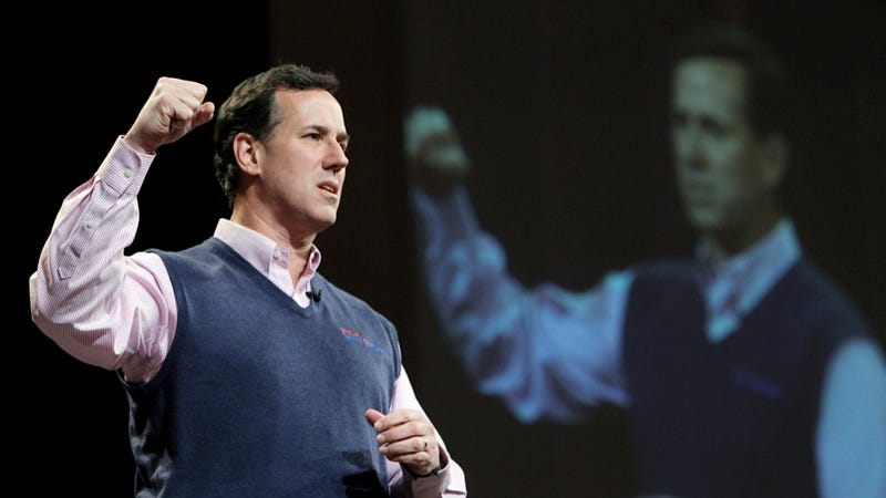 Remember When Rick Santorum Sexualized Pro Wrestling?