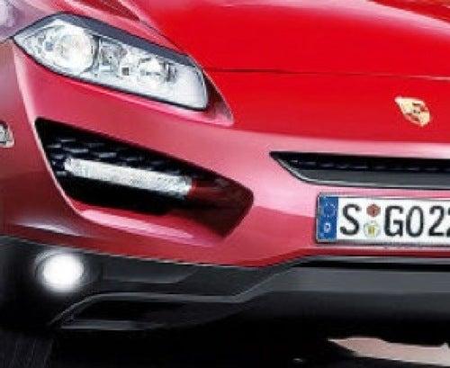 Porsche Cajun Mini-SUV Rendered By Optimistic Germans