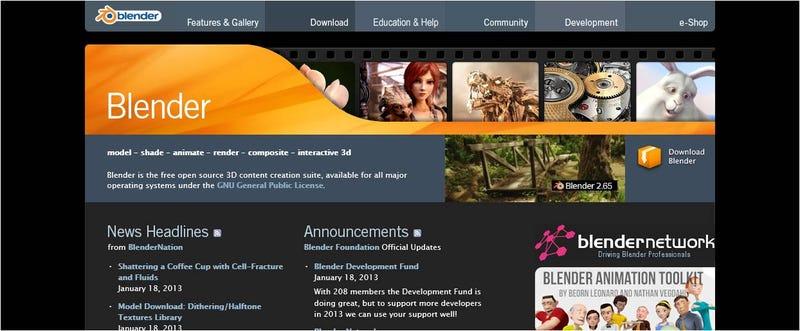 Alternativas a Adobe Creative Suite en software libre y barato