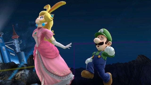 Super Smash Bros. Screenshots Are Just The Best