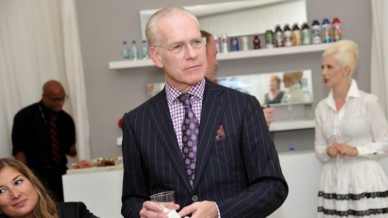 Tim Gunn, Hero Of Plus-Size Fashion?