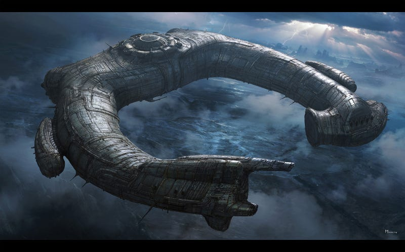 10 Things You Didn't Know About the Making of Prometheus
