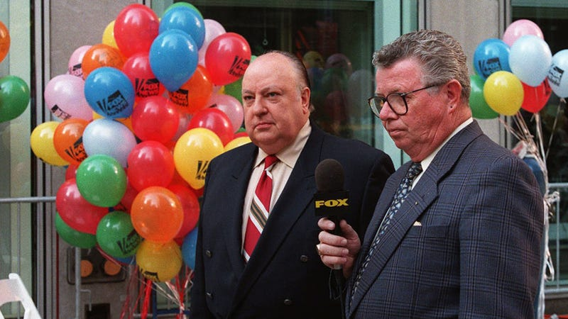 Roger Ailes' Office Protects Him from Gay Terrorists
