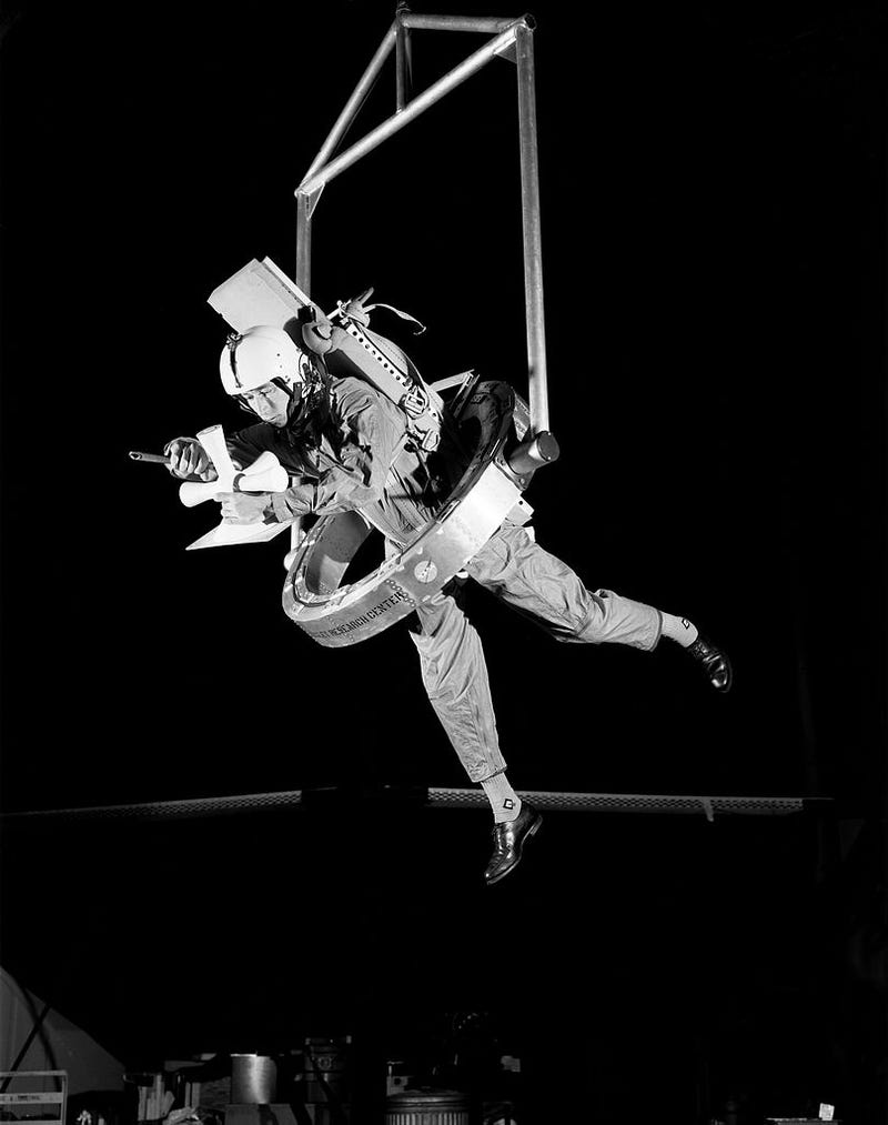 Awesome Photos of NASA Equipment Tests