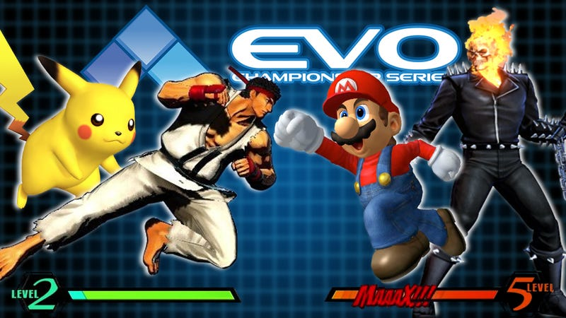 Watch The Year's Biggest Fighting Game Tournament Right Now