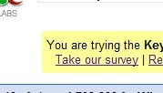 """Remove the """"Take Our Survey"""" Prompt from Google Experimental"""